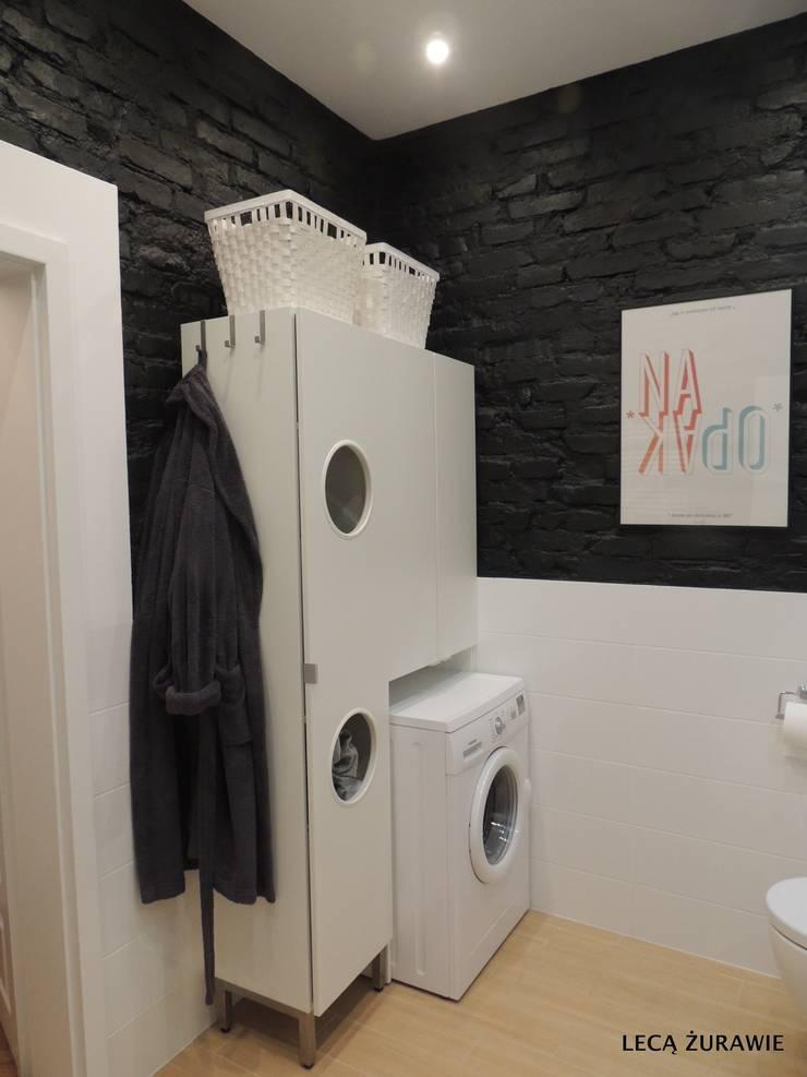 Łazienka: styl , w kategorii Łazienka zaprojektowany przez Studio Projektowe RoRO interior + design