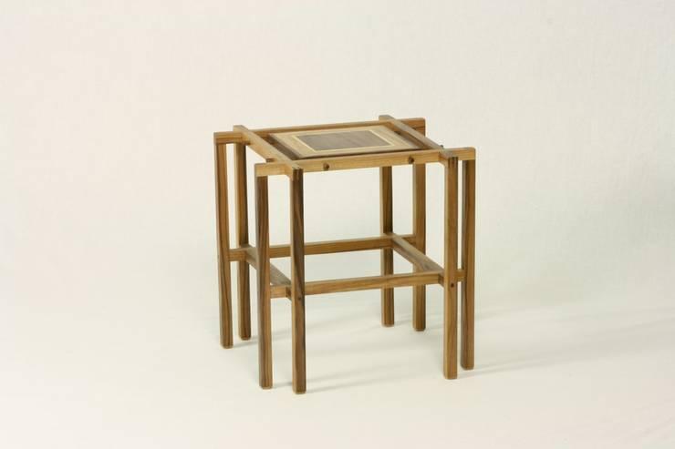 Model Aranea - nr. 19:  Woonkamer door Fiftytables