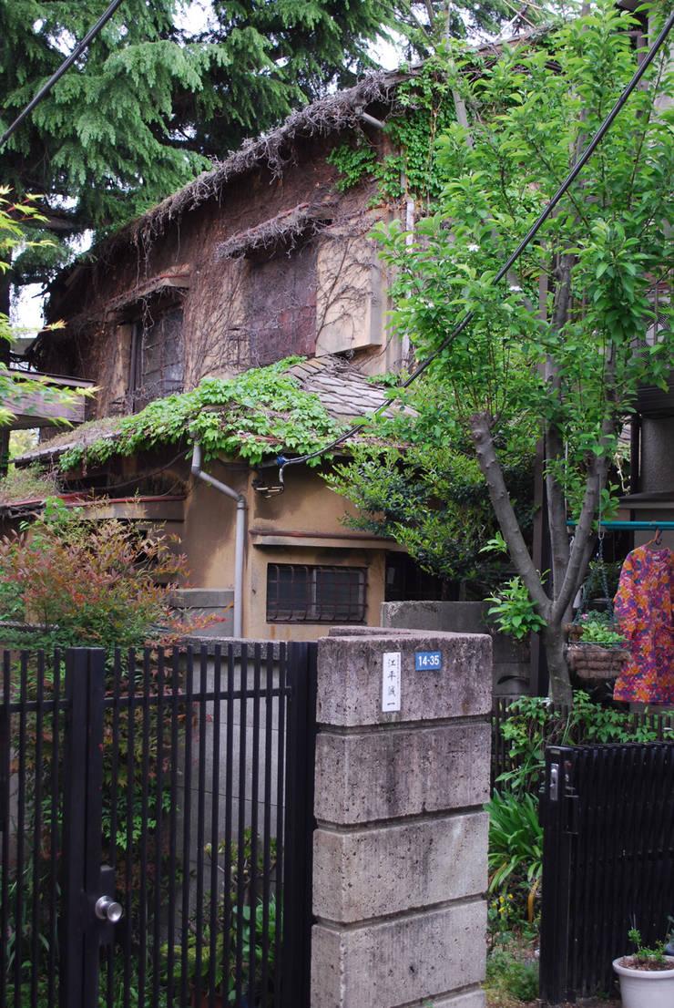 早稲田のシェアハウス: 奥村召司+空間設計社が手掛けたスカンジナビアです。,北欧