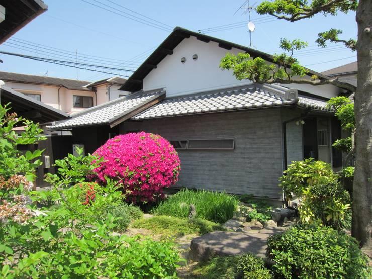 M邸: 長崎工作室が手掛けた家です。