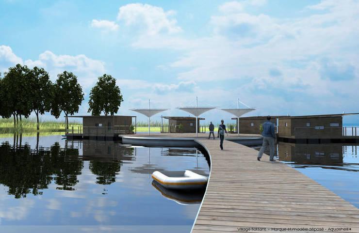 Hotels by Floating Habitats T/A AQUASHELL