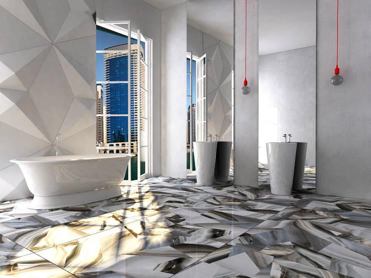Dubai: Ванные комнаты в . Автор –  Андрейченко Анжеликa