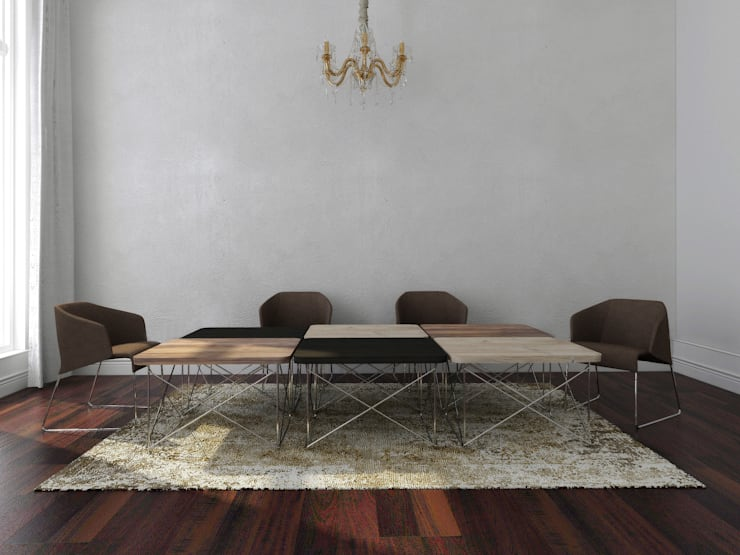 Dubai: Столовые комнаты в . Автор –  Андрейченко Анжеликa