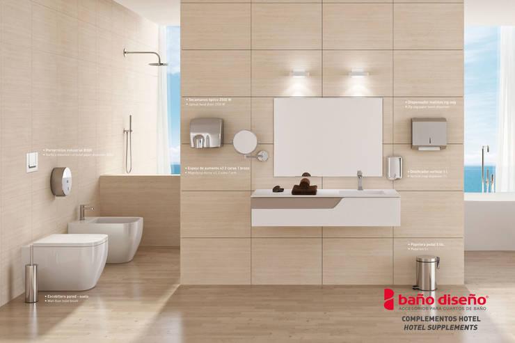 Complementos para hotel : Baños de estilo  de Baño Diseño