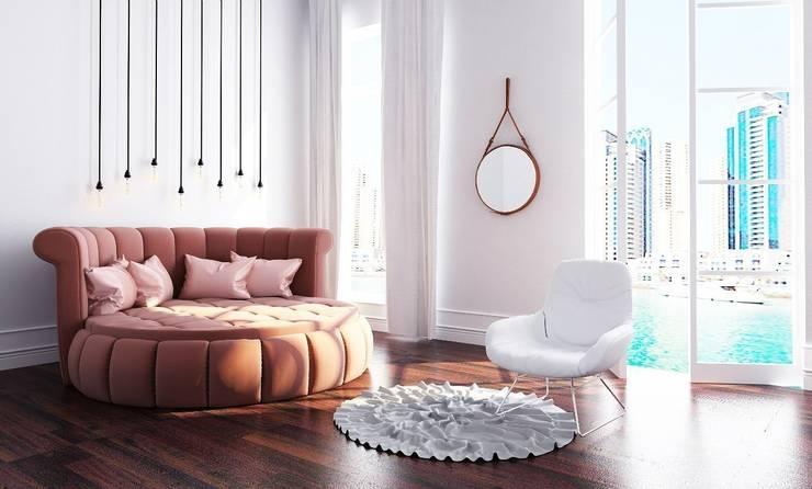 Dubai: Спальни в . Автор –  Андрейченко Анжеликa