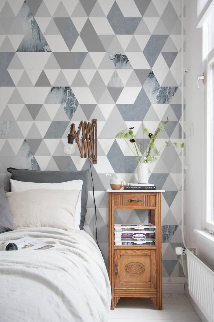 Geo Texture:  Walls & flooring by Tektura Wallcoverings