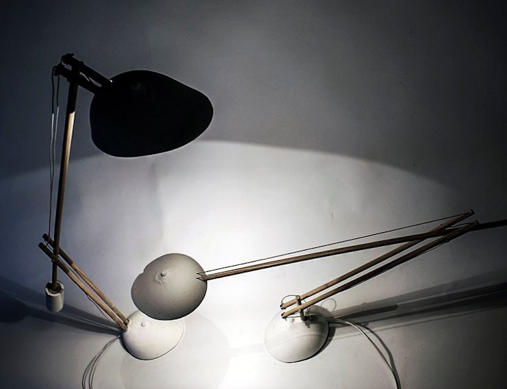 Anonymous lamp:  Woonkamer door Studio Pascal Smelik