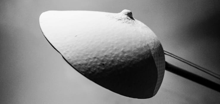 Anonymous lamp:  Woonkamer door Studio Pascal Smelik, Modern