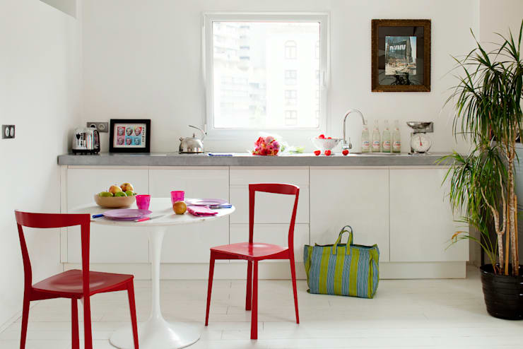 Cocinas de estilo  por Loftsdesign
