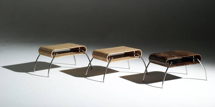 Rodeo Fineer:   door George van Engelen Design, Scandinavisch
