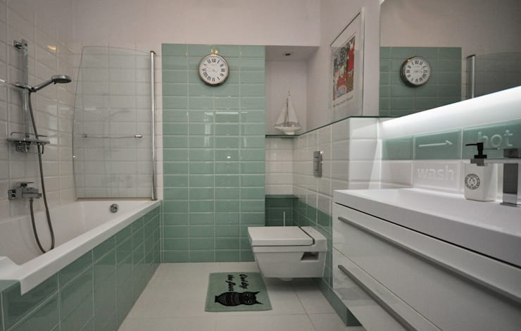 MAKAO homeが手掛けた浴室
