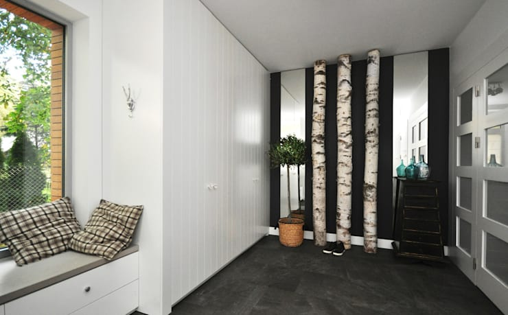 MAKAO homeが手掛けた廊下 & 玄関