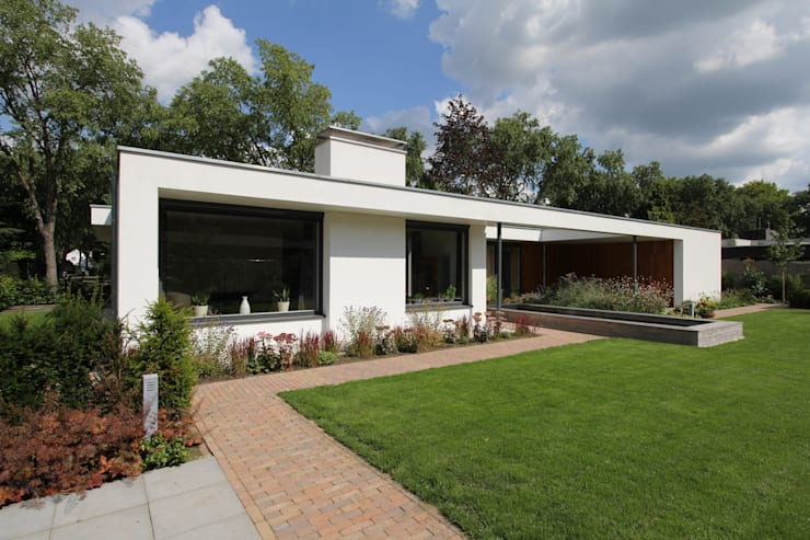 Houses by  Ariens cs, Architecten & Ingenieurs, Modern