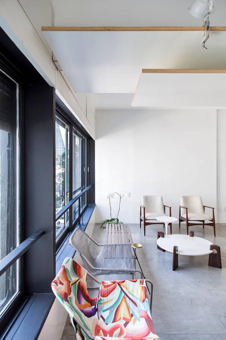 Apartamento no Edifício Paulicéia:   por JPG.ARQ,