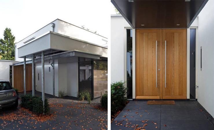 Verbouwing woonhuis H te Oss:  Huizen door  Ariens cs, Architecten & Ingenieurs