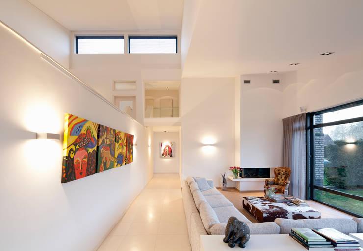 modern Living room by Sax Architecten