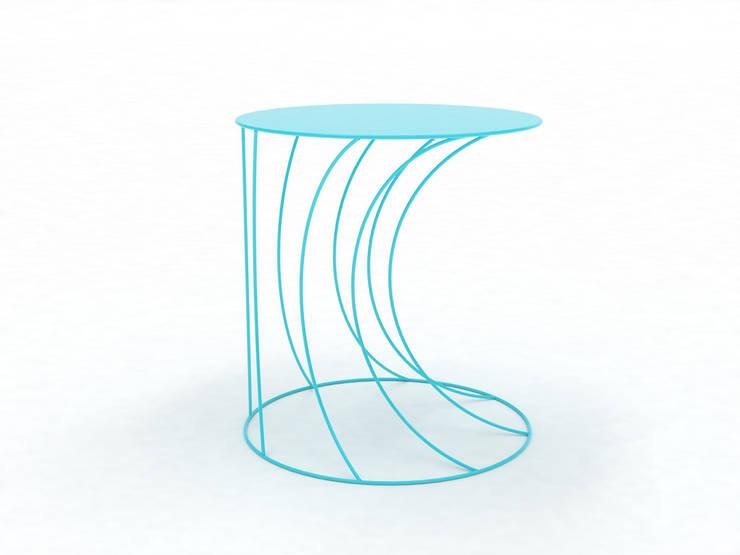 Einstein: Sala de estar  por Bernardo Senna Design