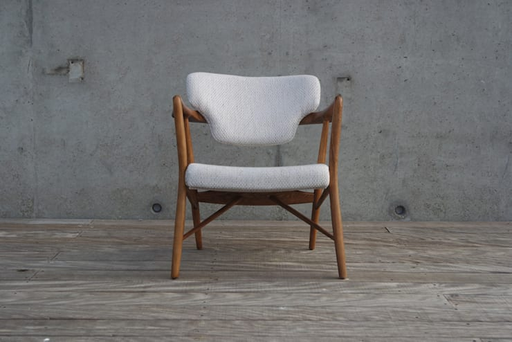 Caracas chair:   door Diederik Schneemann , Klassiek