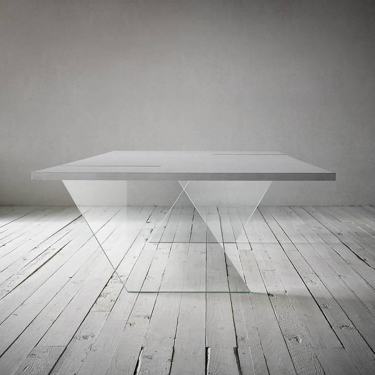 Projekty,  Jadalnia zaprojektowane przez My Italian Living
