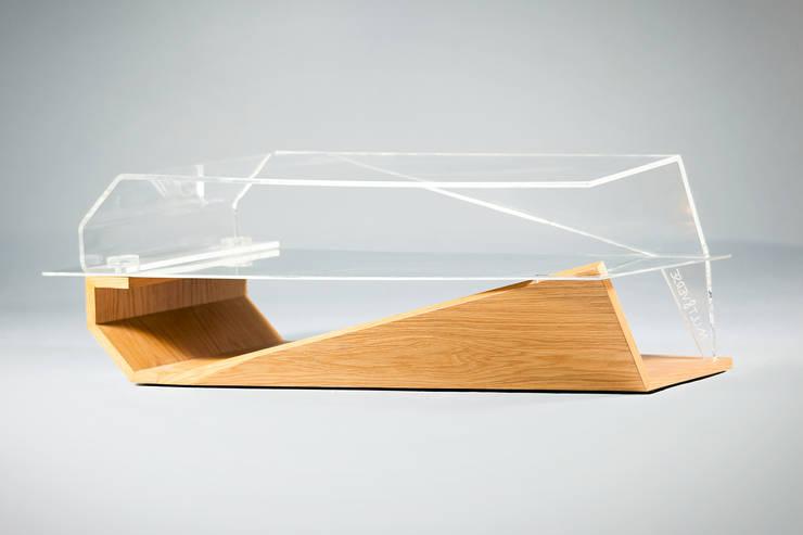 Salas de estilo  por SOS-Design,