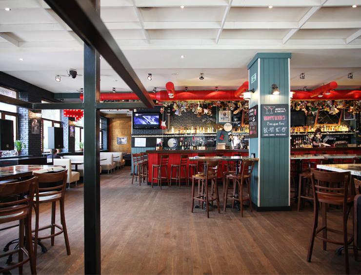 Бар-ресторан <q>Куклы-пистолеты</q>: Бары и клубы в . Автор – Space for life, Лофт