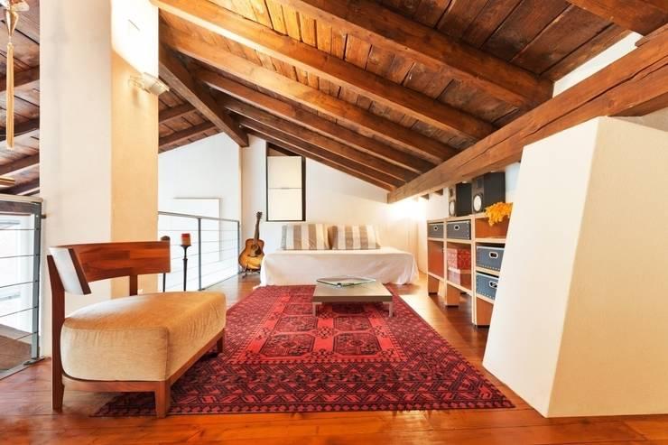 Living room by katya