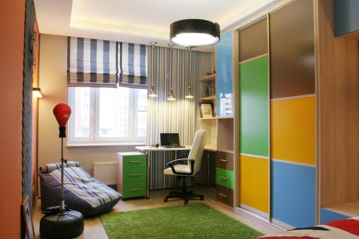 ЖК Шуваловский: Детские комнаты в . Автор – Space for life
