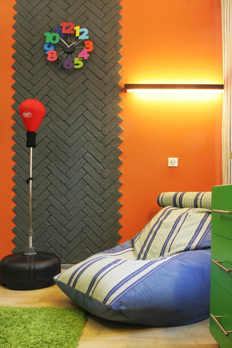 ЖК Шуваловский: Детские комнаты в . Автор – Space for life,