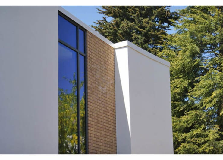 'Windrush' Derbyshire:  Houses by Rayner Davies Architects