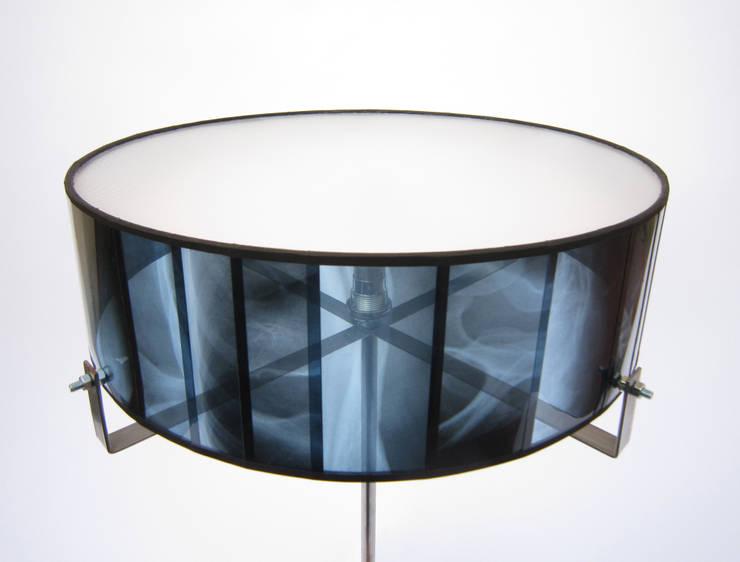 Naissance 1919 An X Ray Shadows Lamp By Aurelie Wozniak Homify