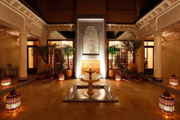 Walls & flooring تنفيذ Moroccan Bazaar