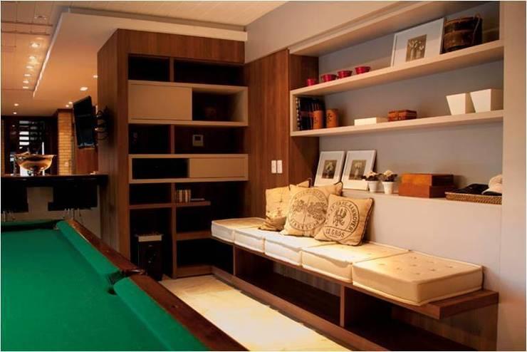 Residência de Praia – Atlântida/RS: Cozinhas modernas por Arquitetura INN