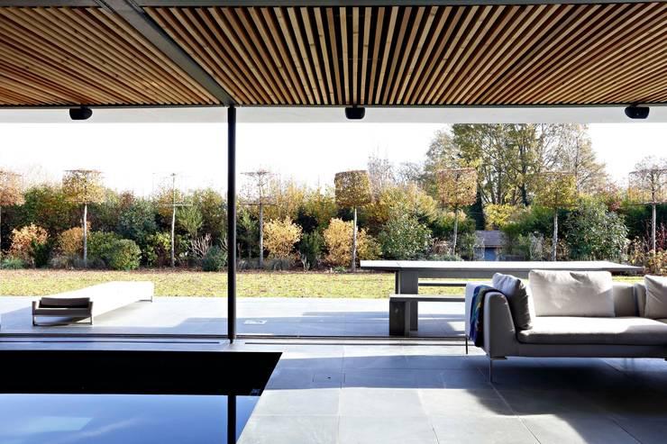 Fairbank Poolhouse:   by John Pardey Architects
