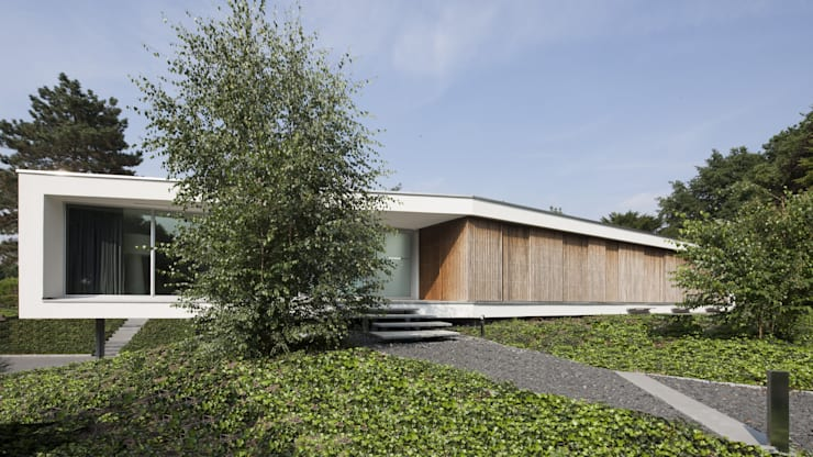 Houses by Lab32 architecten