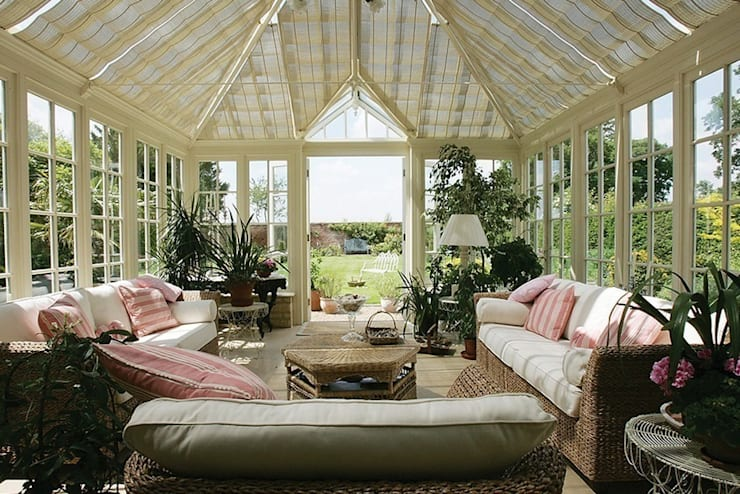 Conservatory Blind:  Household by Appeal Home Shading