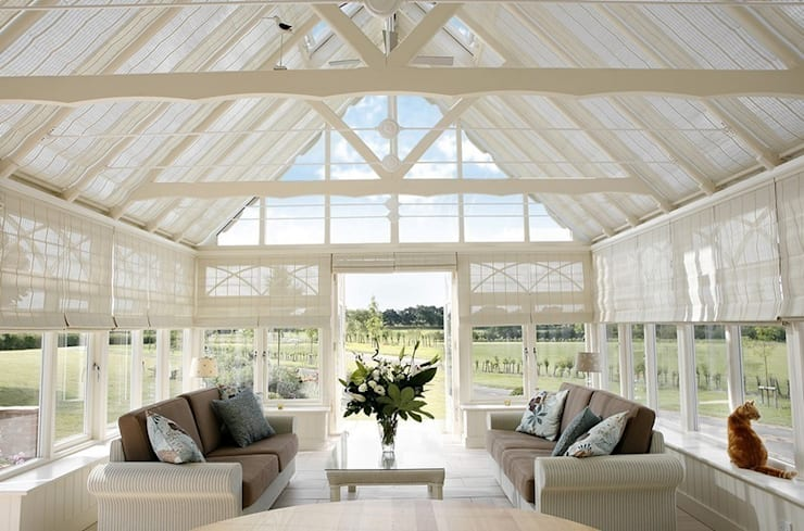 Conservatory Blind:  Windows & doors  by Appeal Home Shading