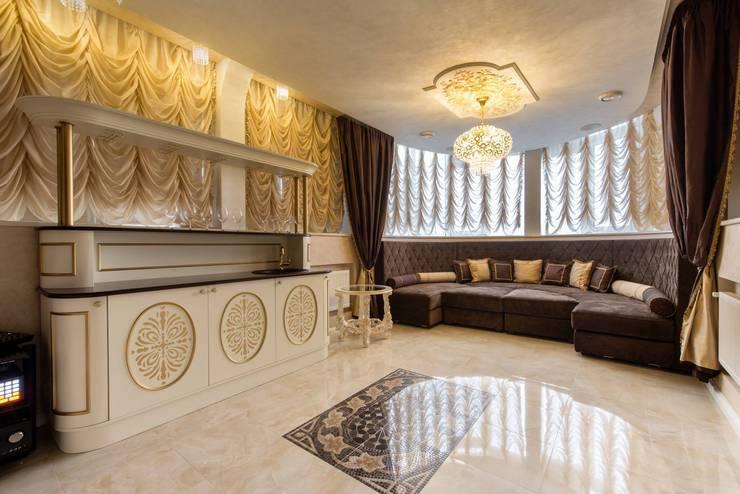 Комната отдыха: Кухни в . Автор – Studio Design-rise