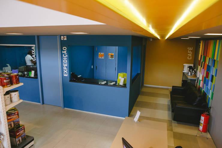 Văn phòng & cửa hàng by Casa Habitada