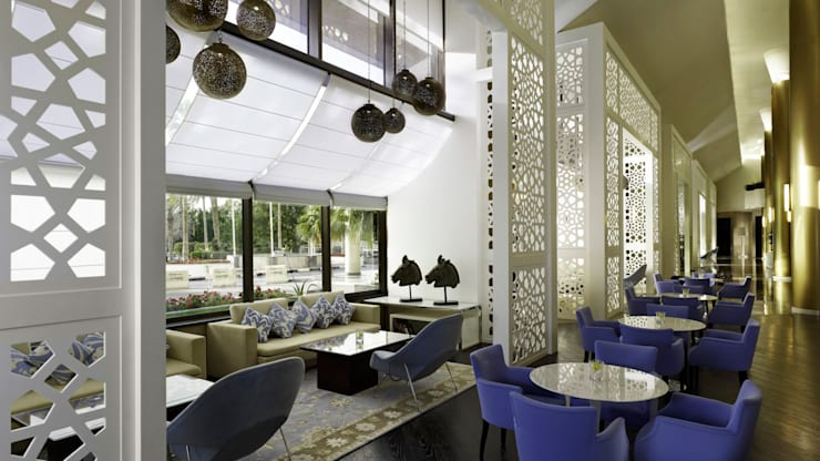 Le Meridian Al Khobar Hotel de Moroccan Bazaar Mediterráneo