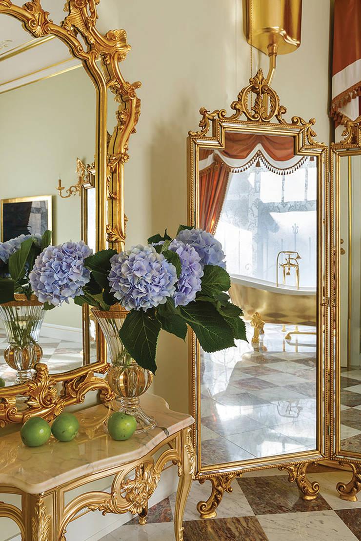 Дом в Песочном: Ванная комната в . Автор – Privilege Design