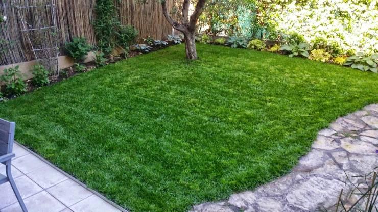 Nazarian Espaces Vertsが手掛けた庭