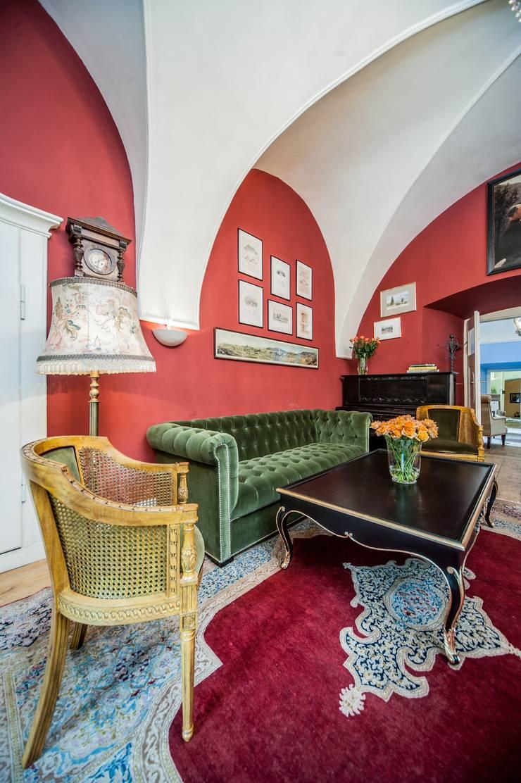 Maison De Rome Interior Design