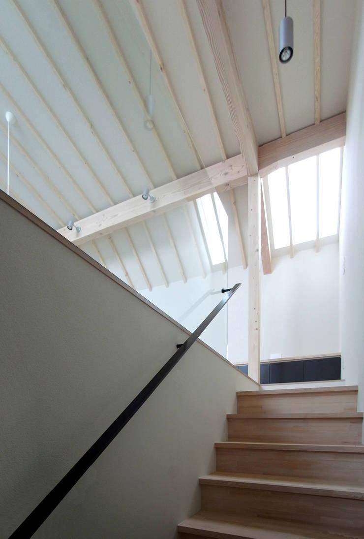FOLD: 充総合計画 一級建築士事務所が手掛けた廊下 & 玄関です。
