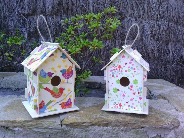 Jardines de estilo  por Decupach