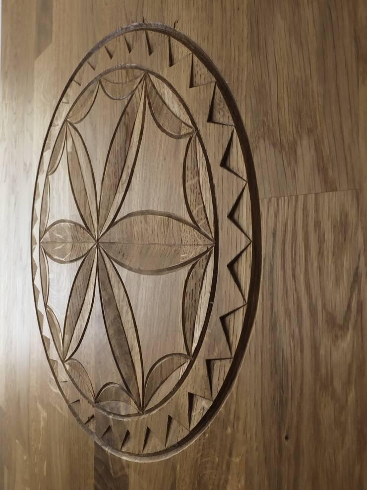 Apartament w Zakopanem - detal: styl , w kategorii Sztuka zaprojektowany przez Jacek Tryc-wnętrza