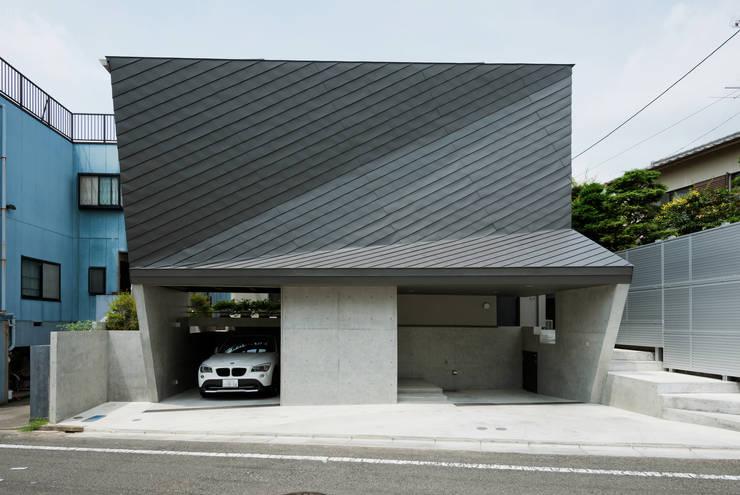 FOLD: 充総合計画 一級建築士事務所が手掛けた家です。