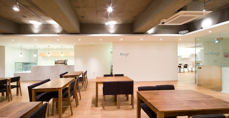 Commercial Spaces by shadowmakers, Modern