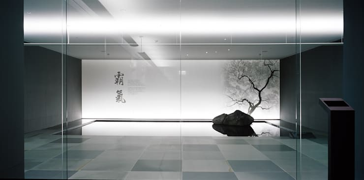 ●23F  Lobby Lounge: B&A DESIGN COMMUNICATION의  회사
