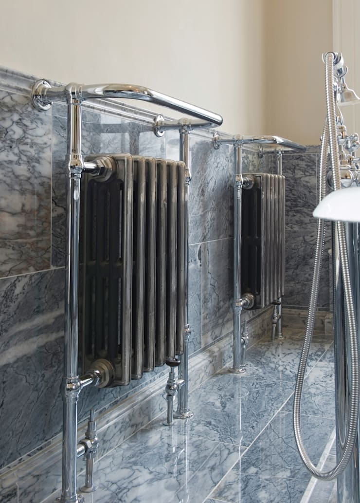 Carron Broughton in Chrome :  Bathroom by UK Architectural Antiques