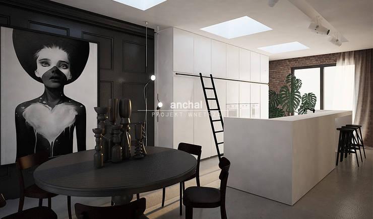 Kuchnia: styl , w kategorii Kuchnia zaprojektowany przez Anchal Anna Kuk-Dutka